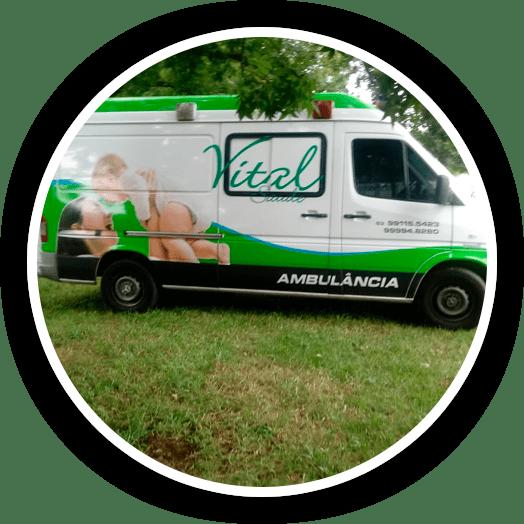 Vital Saúde - Serviço de ambulância em Pelotas